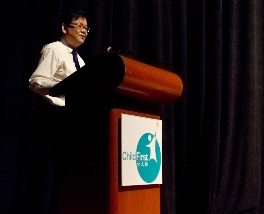 Richard Yen言缵光博士